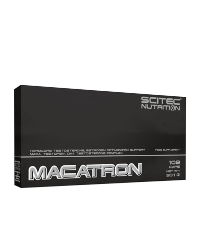 Macatron Hardcore testosterone, estrogen optimization support Maca, testofen®, daa testosterone complex