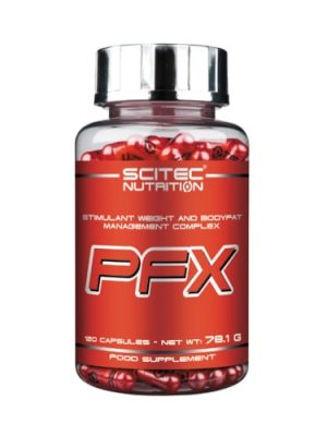 PFX Stimulant weight and bodyfat management complex