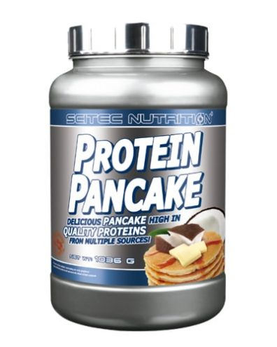 Protein Pancake Delicious pancake high in quality proteins from multiple sources!