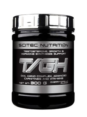 T/GH Testosterone, growth & hormone synthesis support