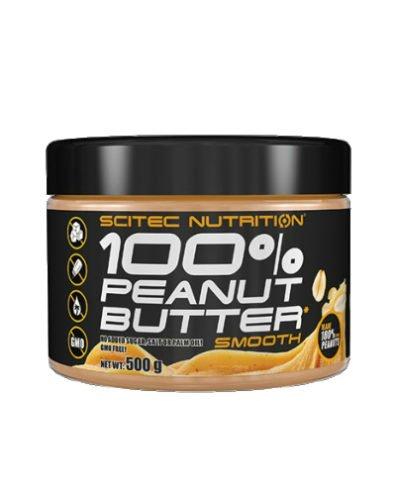 scitec peanut butter