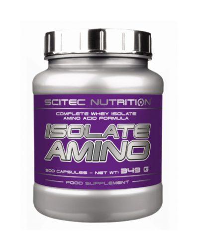 400x500 isolate amino 500caps