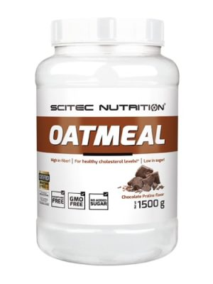 Oatmeal Flavored oatmeal – For healthy cholesterol levels!*