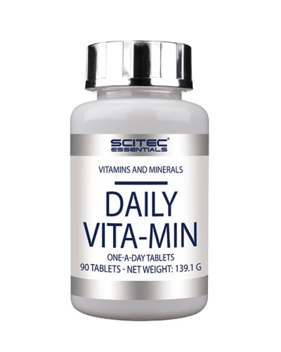 Daily Vita-min One-a-day tablets