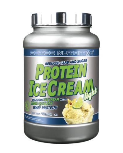 Protein Ice Cream Light Reduced carb and sugar!