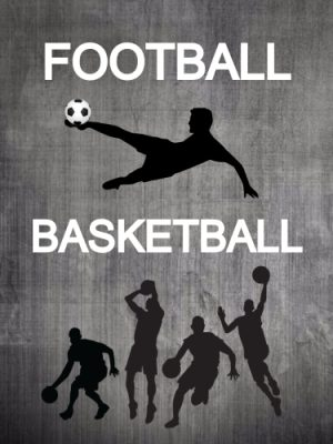 FOOTBALL-BASKETBALL