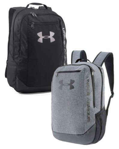 aeadeef1371 UA Hustle LDWR Backpack 1273274 - Fitness Warehouse