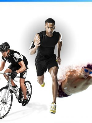 SWIMMING-RUNNING-CYCLING